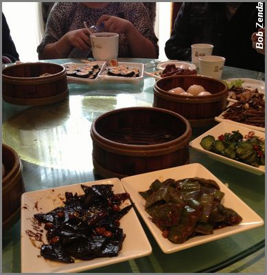 Chinese Breakfast in Shenyang